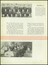 1938 Campion Jesuit High School Yearbook Page 56 & 57