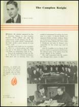 1938 Campion Jesuit High School Yearbook Page 60 & 61