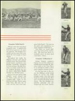 1938 Campion Jesuit High School Yearbook Page 82 & 83