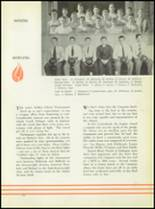 1938 Campion Jesuit High School Yearbook Page 100 & 101