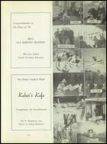 1938 Campion Jesuit High School Yearbook Page 152 & 153