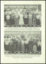 1952 Clay Center High School Yearbook Page 28 & 29