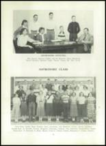 1952 Clay Center High School Yearbook Page 32 & 33