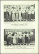 1952 Clay Center High School Yearbook Page 36 & 37