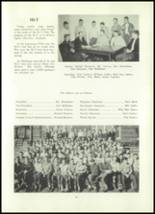 1952 Clay Center High School Yearbook Page 44 & 45