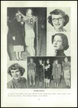 1952 Clay Center High School Yearbook Page 56 & 57