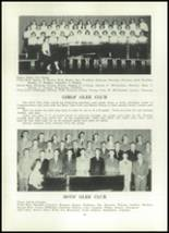 1952 Clay Center High School Yearbook Page 58 & 59