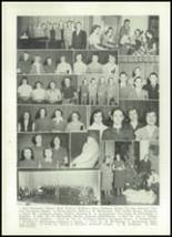1952 Clay Center High School Yearbook Page 60 & 61