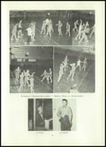 1952 Clay Center High School Yearbook Page 64 & 65