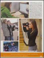 2012 Laingsburg High School Yearbook Page 18 & 19