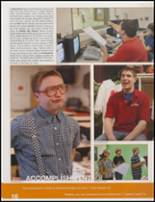 2012 Laingsburg High School Yearbook Page 20 & 21