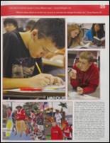 2012 Laingsburg High School Yearbook Page 28 & 29