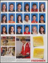 2012 Laingsburg High School Yearbook Page 32 & 33