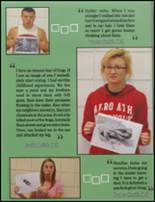 2012 Laingsburg High School Yearbook Page 36 & 37