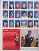 2012 Laingsburg High School Yearbook Page 40 & 41