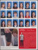 2012 Laingsburg High School Yearbook Page 42 & 43