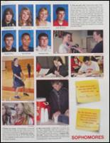 2012 Laingsburg High School Yearbook Page 44 & 45