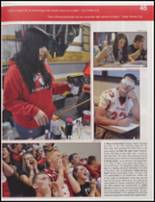 2012 Laingsburg High School Yearbook Page 48 & 49