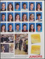 2012 Laingsburg High School Yearbook Page 52 & 53
