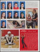 2012 Laingsburg High School Yearbook Page 54 & 55