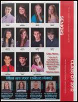2012 Laingsburg High School Yearbook Page 64 & 65