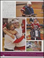 2012 Laingsburg High School Yearbook Page 80 & 81