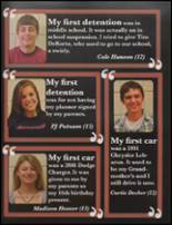 2012 Laingsburg High School Yearbook Page 88 & 89