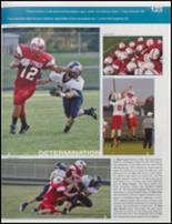 2012 Laingsburg High School Yearbook Page 126 & 127