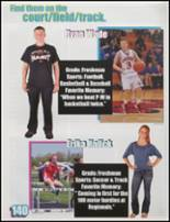 2012 Laingsburg High School Yearbook Page 144 & 145
