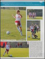 2012 Laingsburg High School Yearbook Page 154 & 155