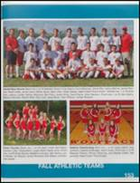 2012 Laingsburg High School Yearbook Page 156 & 157