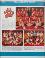 2012 Laingsburg High School Yearbook Page 158 & 159