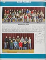 2012 Laingsburg High School Yearbook Page 166 & 167