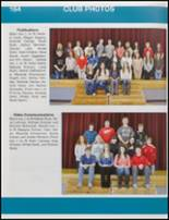 2012 Laingsburg High School Yearbook Page 168 & 169