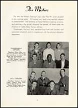 1947 Evanston Township High School Yearbook Page 14 & 15