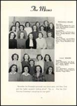 1947 Evanston Township High School Yearbook Page 16 & 17
