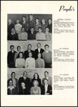 1947 Evanston Township High School Yearbook Page 18 & 19