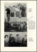 1947 Evanston Township High School Yearbook Page 44 & 45