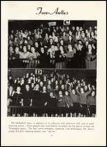 1947 Evanston Township High School Yearbook Page 50 & 51