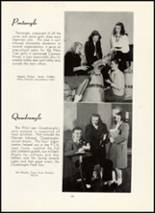 1947 Evanston Township High School Yearbook Page 68 & 69