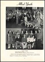 1947 Evanston Township High School Yearbook Page 70 & 71