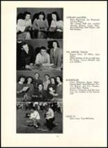 1947 Evanston Township High School Yearbook Page 76 & 77