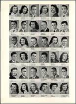 1947 Evanston Township High School Yearbook Page 84 & 85