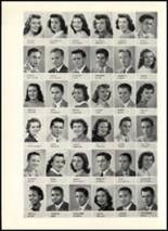 1947 Evanston Township High School Yearbook Page 86 & 87