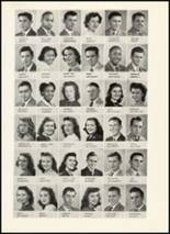 1947 Evanston Township High School Yearbook Page 90 & 91