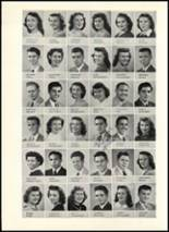 1947 Evanston Township High School Yearbook Page 94 & 95