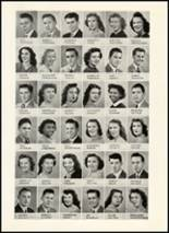 1947 Evanston Township High School Yearbook Page 96 & 97