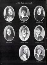 1976 Arrowhead High School Yearbook Page 20 & 21