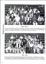 1976 Arrowhead High School Yearbook Page 52 & 53