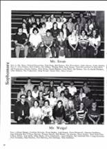 1976 Arrowhead High School Yearbook Page 54 & 55